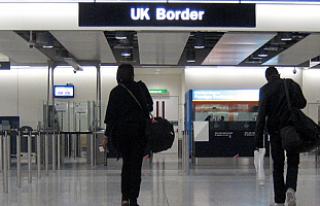 İngiltere'ye 'serbest dolaşım hakkı'...
