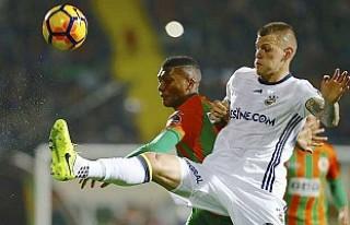 Aytemiz Alanyaspor: 2 - Fenerbahçe: 3