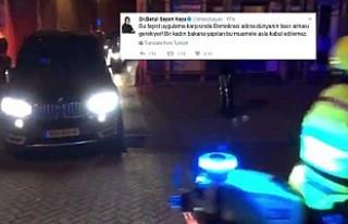 Bakan Kaya, polis zoruyla Hollanda'dan sınırdışı...