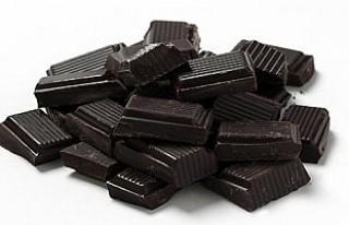 Bitter çikolata strese iyi geliyor