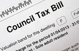 Council Tax'ı yine artırıyorlar!