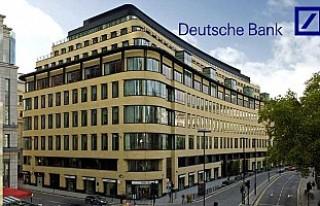Deutsche Bank Londra'da yeni merkezine taşınıyor