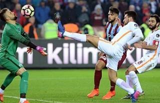 Galatasaray, Trabzon'u hep hatırlayacak!