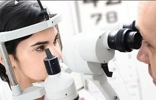 Göz tansiyonu görme kaybına neden olabilir