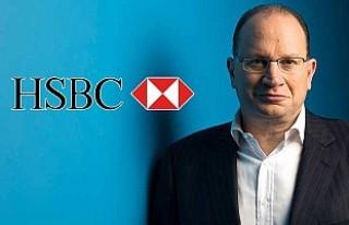 HSBC'ye banka dışından başkanı atandı