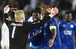 Leicester City'ye Shakespeare dokunuşu