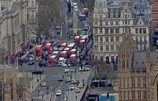Londra'da terör paniği!