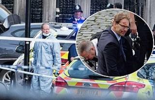 Saldırıda hayatını kaybeden polise ilk müdahale...