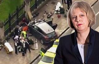 Terör saldırısı sonrası Başbakan May'dan...