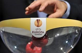 UEFA Şampiyonlar Ligi ve Avrupa Ligi'nde kura...