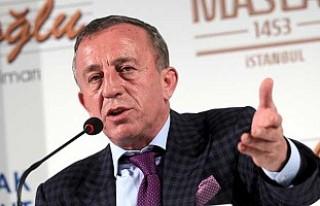 Ali Ağaoğlu referandum sonrası iddiaları kaybetti