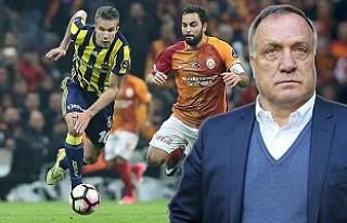 Fenerbahçe Teknik Direktörü Advocaat, derbi için...