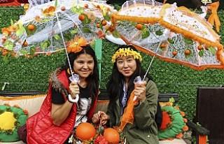 Portakal Çiçeği Kokulu Karnaval