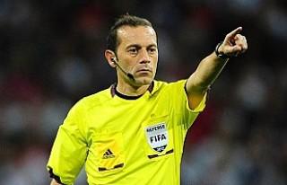 FIFA'dan Çakır'a görev