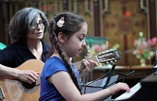 'Genç Müzisyenler' YoungEast Festivali'nde