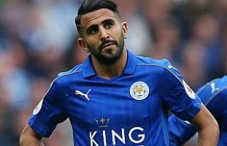 Mahrez Leicester'dan ayrılıyor
