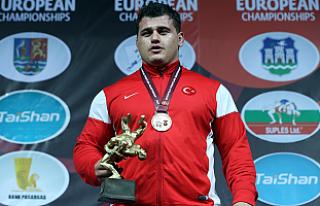 Rıza Kayaalp, 7. kez Avrupa şampiyonu