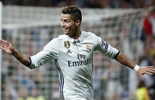 Ronaldo, yarı finallerde 13 gole ulaştı