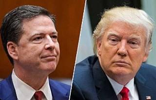 Trump, FBI Direktörünün görevine son verdi