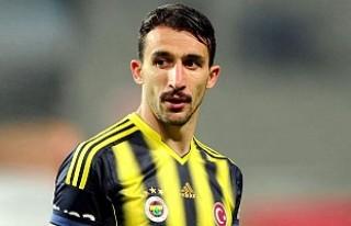 Arda Turan'dan sonra kaptanı Mehmet Topal oldu