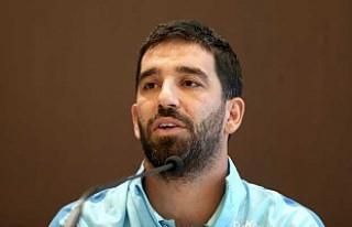 Arda Turan milli takım kariyerini sonlandırdı