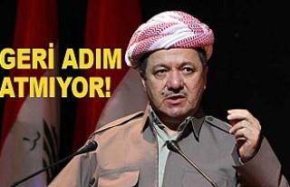 Barzani, 'ölümcül savaş'tan söz etti!