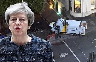 Başbakan May'den 'COBRA' sonrası...