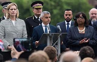Londra Belediye Başkanı Khan'dan teröristlere...