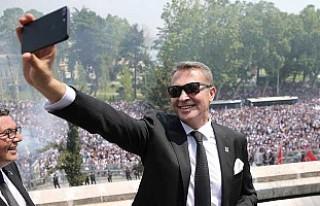 Beşiktaş'ın stadının yeni adı belli oldu!