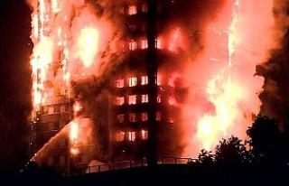 Büyük yangında korkunç iddia!
