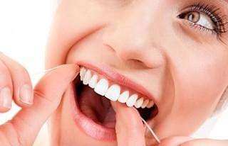 Diş taşlarını 6 ayda bir temizletin