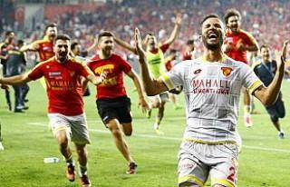 Göztepe, Spor Toto Süper Lig'de