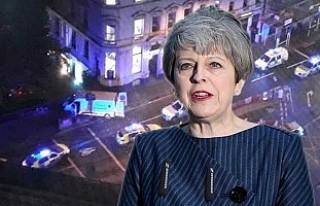 İngiltere Başbakanı May'dan 'Terör saldırısı'...
