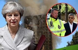 İngiltere'de Hükümete 'yangın'...