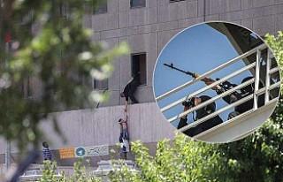 İran Parlamentosu'na terör saldırısı