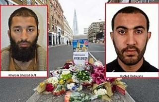 İşte Londra terör saldırganlarının kimlikleri