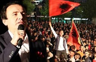Kosova seçimlerinde 'PAN' ittifakının...