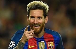 Messi'ye yeni sözleşme: 30 milyon Euro!