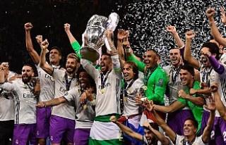 Real Madrid İspanya'da göklerde
