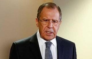 Rusya Dışişleri Bakanı'ndan flaş açıklama!