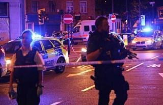 Saldırgan böyle bağırdı: Tüm Müslümanları...