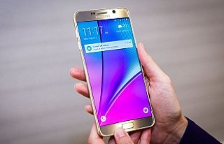 Samsung Galaxy Note 5 güncellendi