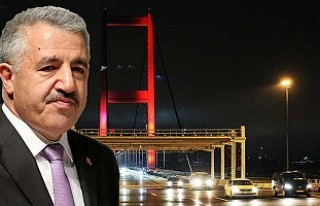"'Şehitler Köprüsü'nde ""serbest..."