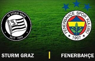 Fenerbahçe'den taraftarlarına Sturm Graz maçı...