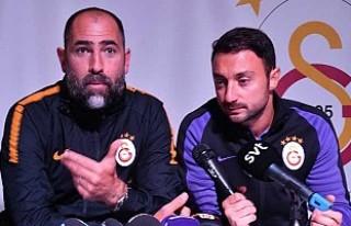 Galatasaray'ın hocası Tudor kendinden emin...