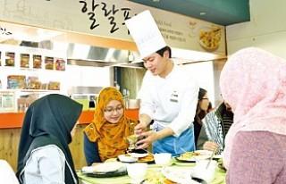 Güney Kore'de helal restoran sayısı 250'yi...