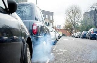 İngiltere'de dizel ve benzinli araçlara yasak...