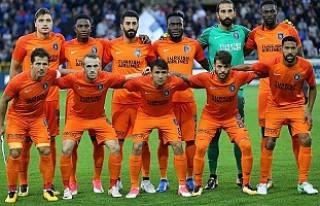 Medipol Başakşehir, Avrupa'da 10. maçına...