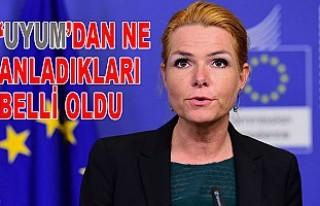 Danimarka'nın Uyum Bakanı'ndan İslam'a...