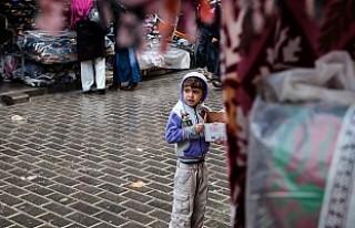 İstanbul'da çocuk dilendiren suç örgütüne...